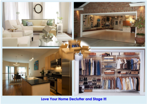 Declutter and organize your home now pretty house company for Declutter house plan
