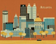 Atlanta Buildings